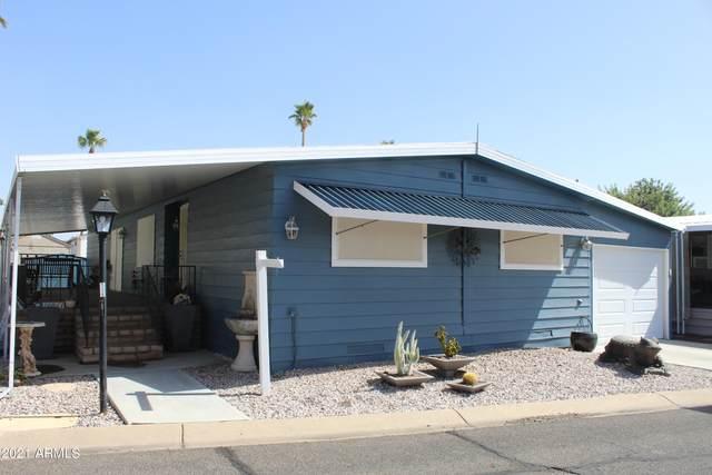 16811 N 3rd Avenue #234, Phoenix, AZ 85023 (MLS #6306336) :: Elite Home Advisors