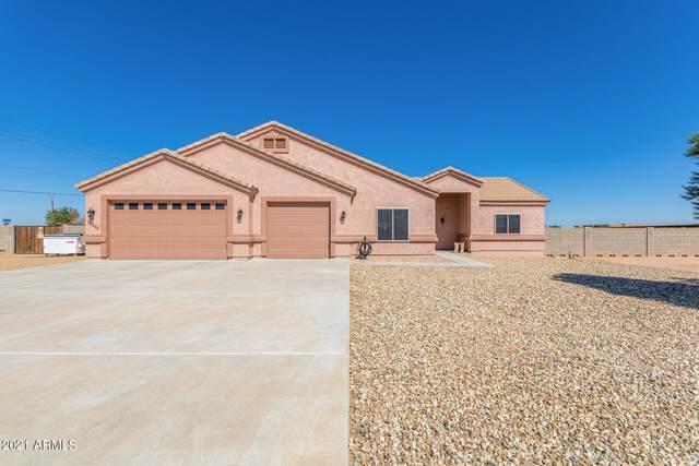 20232 W Mazatzal Drive, Wittmann, AZ 85361 (MLS #6306346) :: Long Realty West Valley