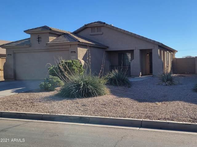 43945 W Cowpath Road, Maricopa, AZ 85138 (MLS #6306350) :: Elite Home Advisors