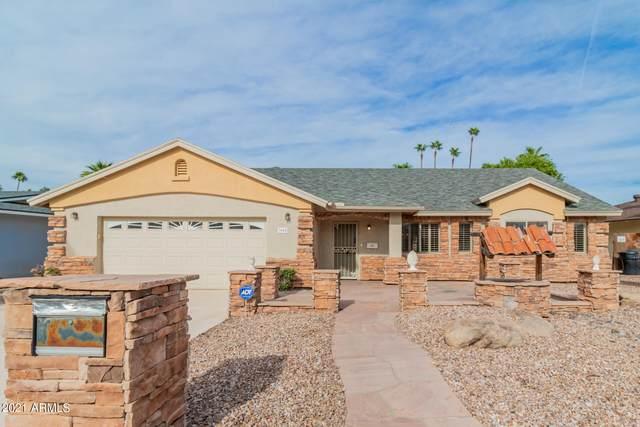 7002 E Exmoor Drive, Mesa, AZ 85208 (MLS #6306382) :: Zolin Group