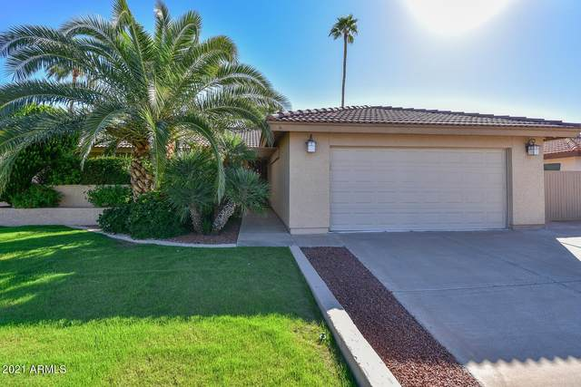 15227 N 5th Street, Phoenix, AZ 85022 (MLS #6306430) :: The Laughton Team