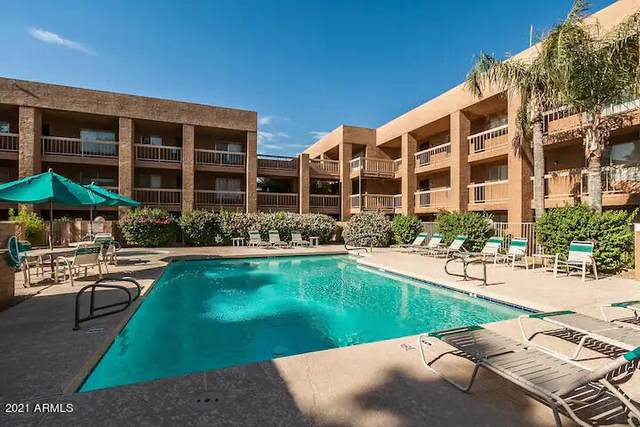 7494 E Earll Drive #315, Scottsdale, AZ 85251 (MLS #6306431) :: The Garcia Group