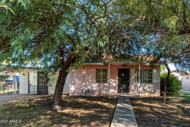 107 N Hunt Drive W, Mesa, AZ 85203 (MLS #6306432) :: The Riddle Group