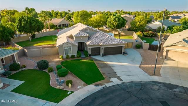 1098 S Oak Court, Gilbert, AZ 85233 (MLS #6306438) :: Klaus Team Real Estate Solutions