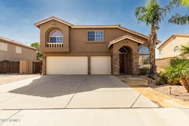 857 E Stirrup Lane, San Tan Valley, AZ 85143 (MLS #6306445) :: Elite Home Advisors