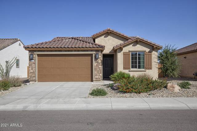 21317 N 267TH Drive, Buckeye, AZ 85396 (MLS #6306450) :: Klaus Team Real Estate Solutions