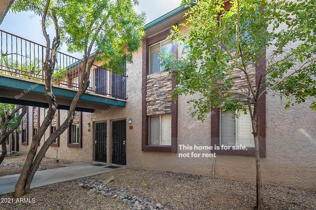 4354 N 82ND Street #274, Scottsdale, AZ 85251 (MLS #6306464) :: Elite Home Advisors