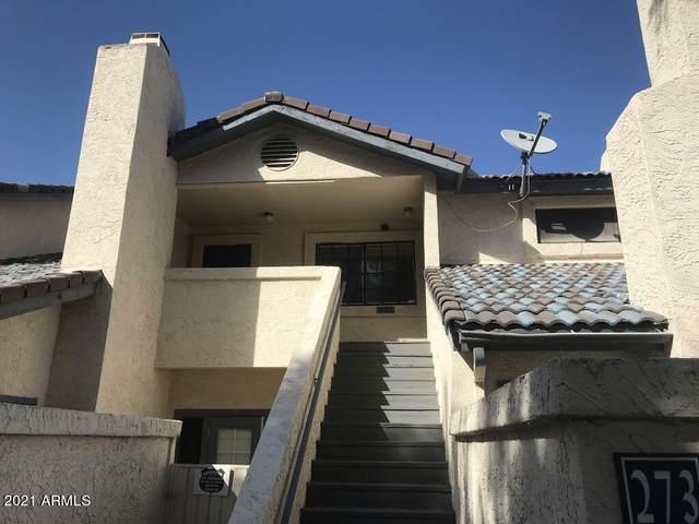 1222 W Baseline Road #273, Tempe, AZ 85283 (MLS #6306478) :: The Daniel Montez Real Estate Group