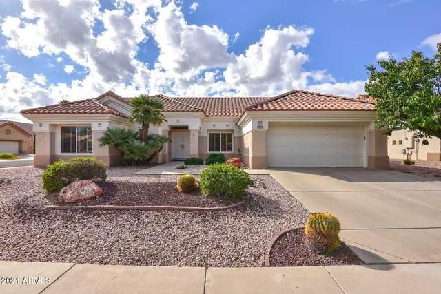 14029 W Wagon Wheel Drive, Sun City West, AZ 85375 (MLS #6306480) :: Long Realty West Valley