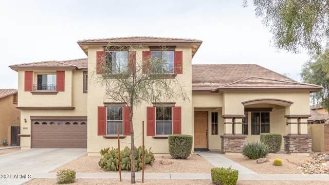 2406 W Sienna Bouquet Place, Phoenix, AZ 85085 (MLS #6306487) :: Elite Home Advisors