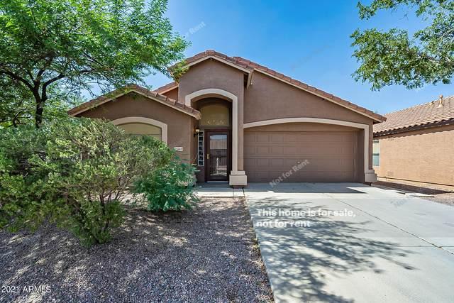 21340 N Howell Drive, Maricopa, AZ 85138 (MLS #6306496) :: Elite Home Advisors