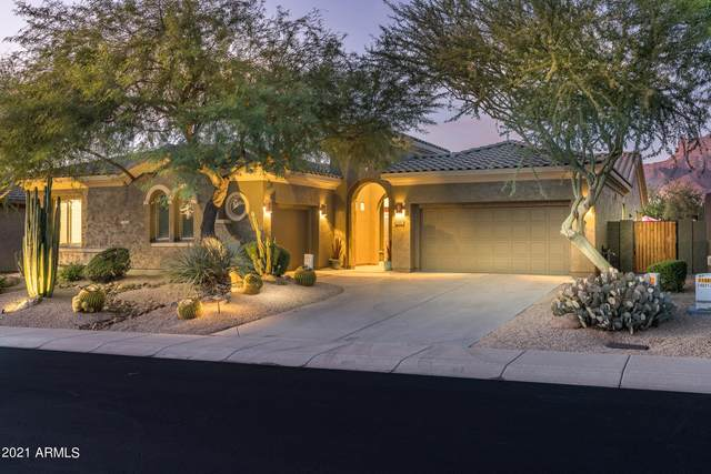 8542 E Twisted Leaf Drive, Gold Canyon, AZ 85118 (MLS #6306497) :: The Daniel Montez Real Estate Group