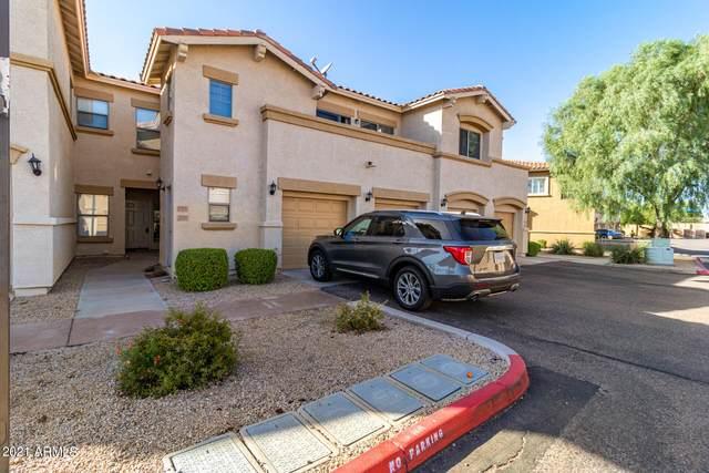 525 N Miller Road #108, Scottsdale, AZ 85257 (MLS #6306513) :: Elite Home Advisors