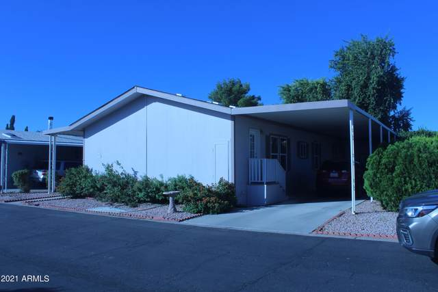 11596 W Sierra Dawn Boulevard #339, Surprise, AZ 85378 (MLS #6306521) :: Elite Home Advisors