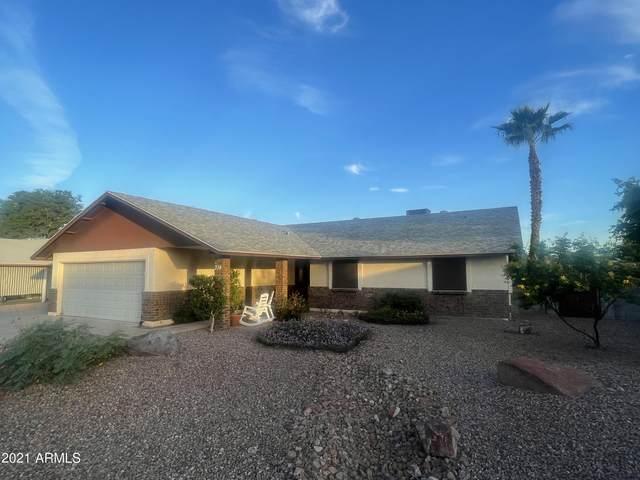 714 E Kenwood Street, Mesa, AZ 85203 (MLS #6306565) :: Midland Real Estate Alliance