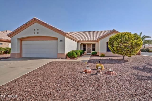 22809 N Adkison Drive, Sun City West, AZ 85375 (MLS #6306573) :: Elite Home Advisors