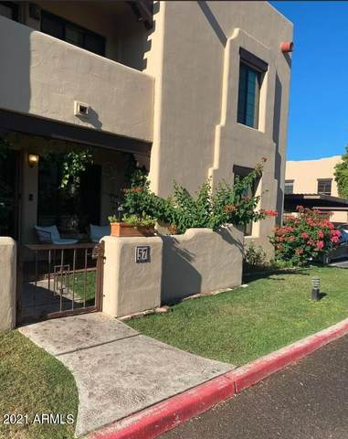 5402 E Windsor Avenue #57, Phoenix, AZ 85008 (MLS #6306577) :: Hurtado Homes Group