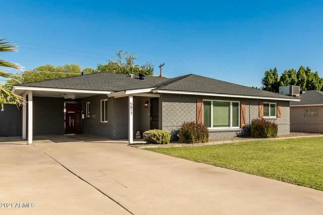 5817 N 18TH Street, Phoenix, AZ 85016 (MLS #6306581) :: The Newman Team