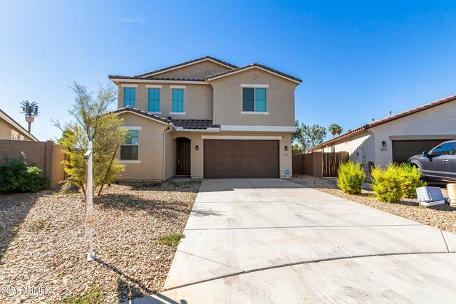 8745 W Mackenzie Drive, Phoenix, AZ 85037 (MLS #6306591) :: Elite Home Advisors