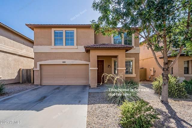 45737 W Tucker Road, Maricopa, AZ 85139 (MLS #6306593) :: Elite Home Advisors