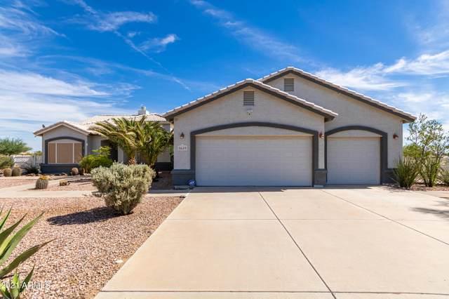 8619 S Summit Drive, Casa Grande, AZ 85193 (#6306630) :: AZ Power Team