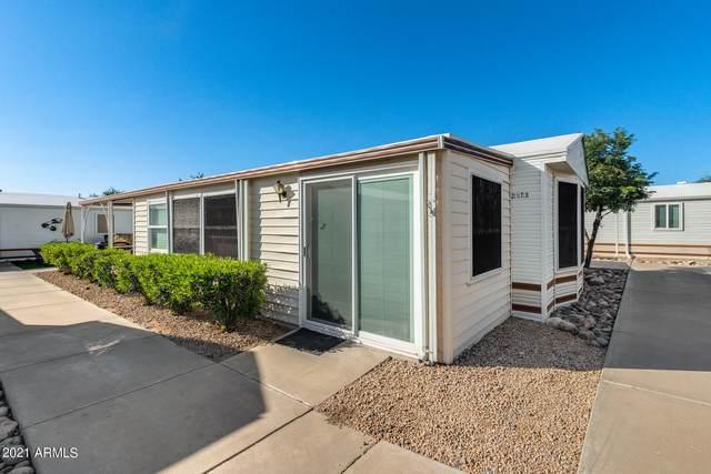 17200 W Bell Road #2173, Surprise, AZ 85374 (MLS #6306637) :: Elite Home Advisors