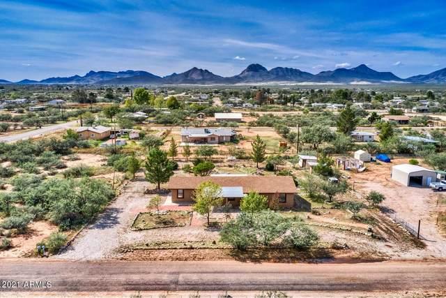 2429 N Calle Quinto, Huachuca City, AZ 85616 (MLS #6306639) :: The Daniel Montez Real Estate Group