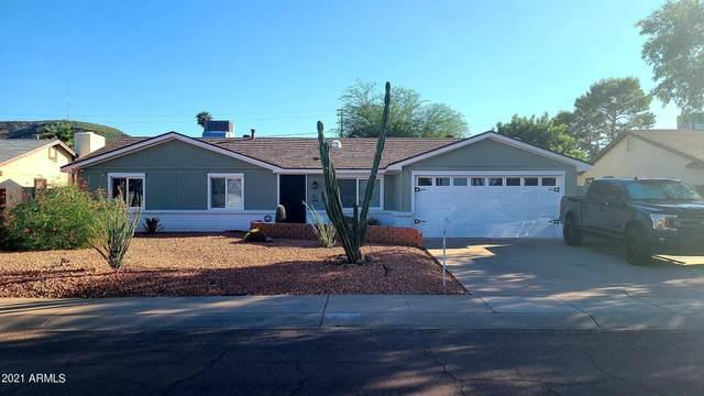 1925 W Voltaire Avenue, Phoenix, AZ 85029 (MLS #6306655) :: Yost Realty Group at RE/MAX Casa Grande