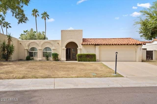 5684 N 73RD Street, Scottsdale, AZ 85250 (MLS #6306657) :: The Luna Team