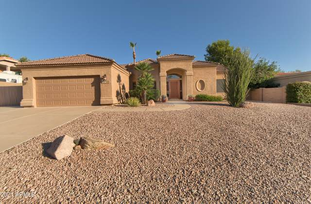17404 E Tejon Drive, Fountain Hills, AZ 85268 (MLS #6306660) :: The Laughton Team