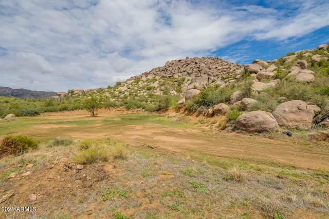 0 Cross Way, Yarnell, AZ 85362 (MLS #6306750) :: Fred Delgado Real Estate Group