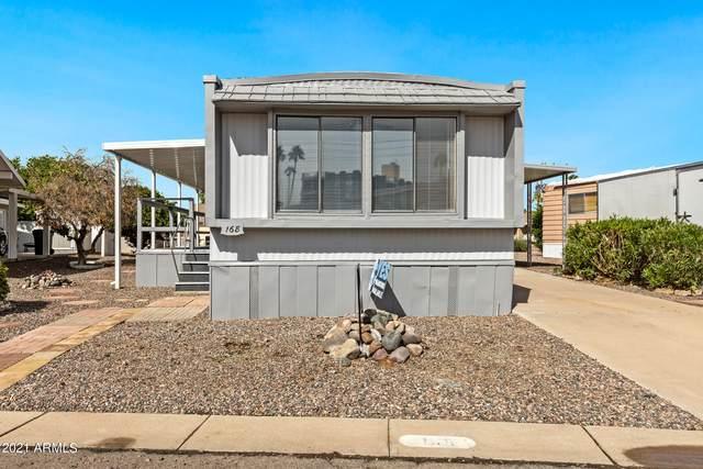 201 S Greenfield Road #168, Mesa, AZ 85206 (MLS #6306761) :: Elite Home Advisors