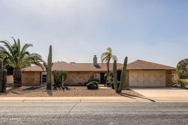 12311 W Jadestone Drive, Sun City West, AZ 85375 (MLS #6306766) :: Long Realty West Valley