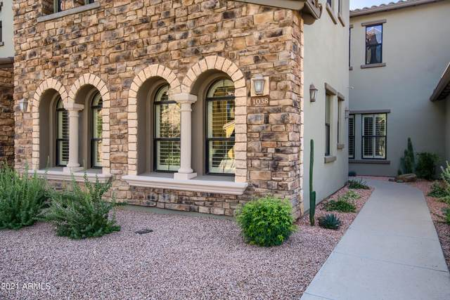 20750 N 87TH Street #1038, Scottsdale, AZ 85255 (MLS #6306782) :: Zolin Group