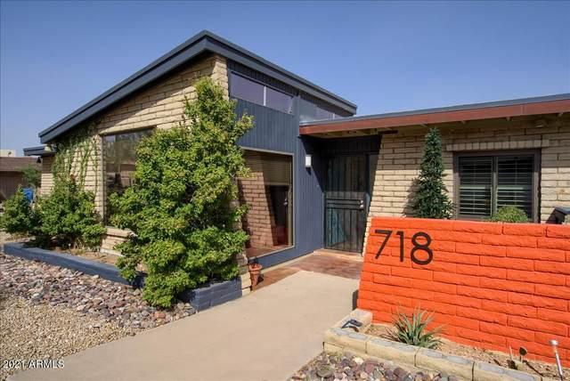 718 W Sweetwater Avenue, Phoenix, AZ 85029 (MLS #6306795) :: Elite Home Advisors