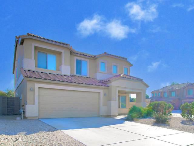 3313 W Mineral Butte Drive, Queen Creek, AZ 85142 (#6306817) :: AZ Power Team