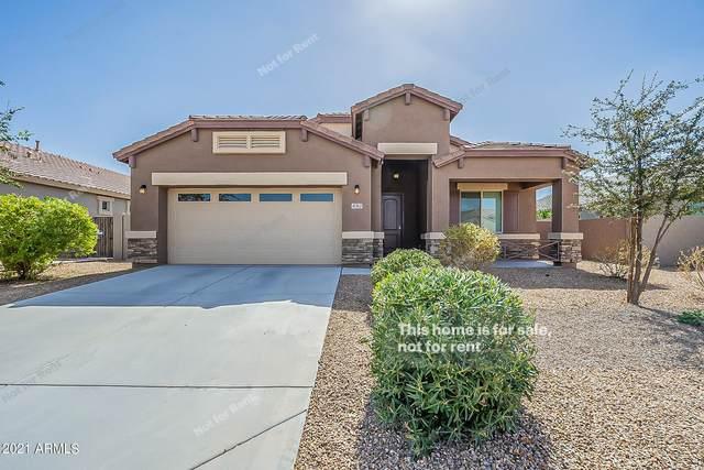 41363 W Ganley Way, Maricopa, AZ 85138 (#6306824) :: AZ Power Team