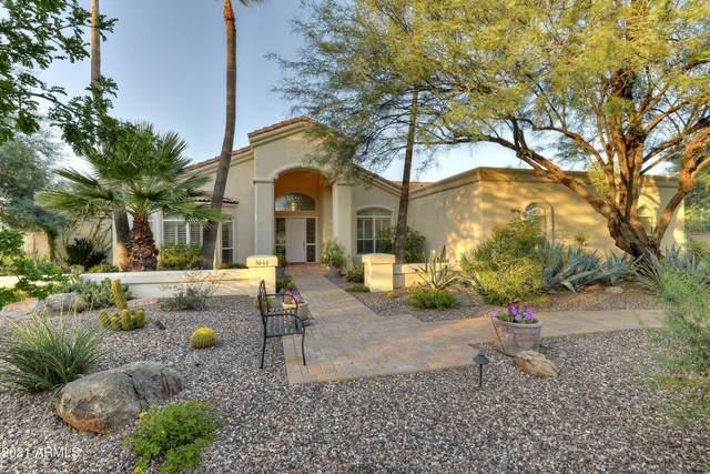 6666 E Cheney Drive, Paradise Valley, AZ 85253 (MLS #6306837) :: Jonny West Real Estate