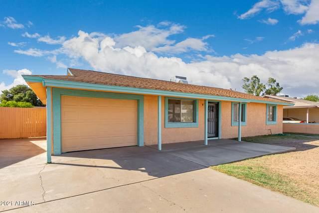2606 N 71ST Drive, Phoenix, AZ 85035 (MLS #6306854) :: CANAM Realty Group