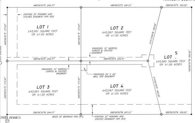 377 ave And San Miguel Lot 4, Tonopah, AZ 85354 (MLS #6306869) :: Elite Home Advisors