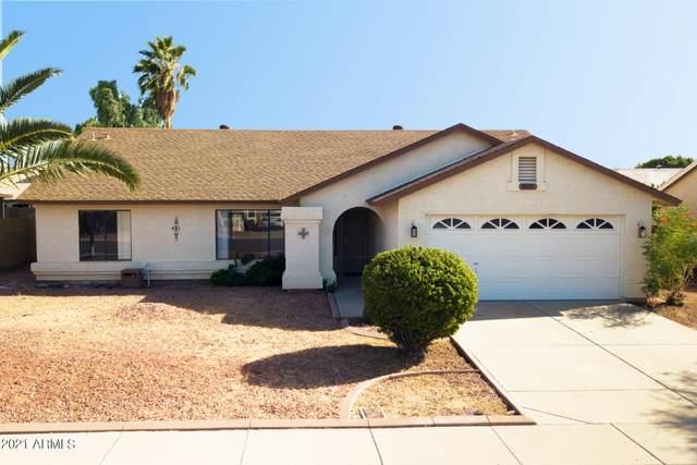 8823 W Peck Drive, Glendale, AZ 85305 (MLS #6306880) :: Yost Realty Group at RE/MAX Casa Grande