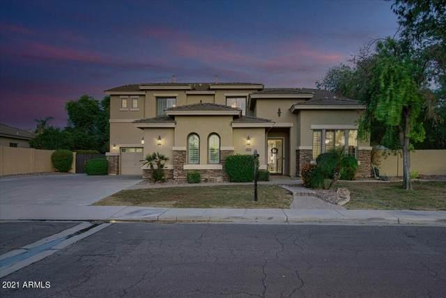 4779 S Fresno Street, Chandler, AZ 85249 (MLS #6306894) :: The Daniel Montez Real Estate Group