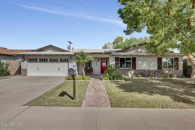 2058 N 68TH Place, Scottsdale, AZ 85257 (MLS #6306912) :: Klaus Team Real Estate Solutions
