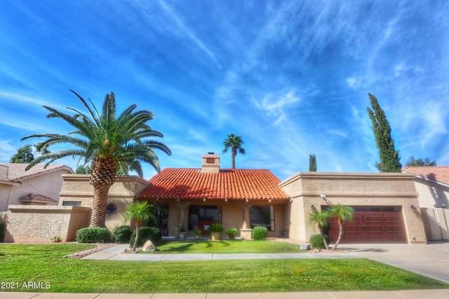 9032 N 83RD Street, Scottsdale, AZ 85258 (MLS #6306913) :: The Laughton Team