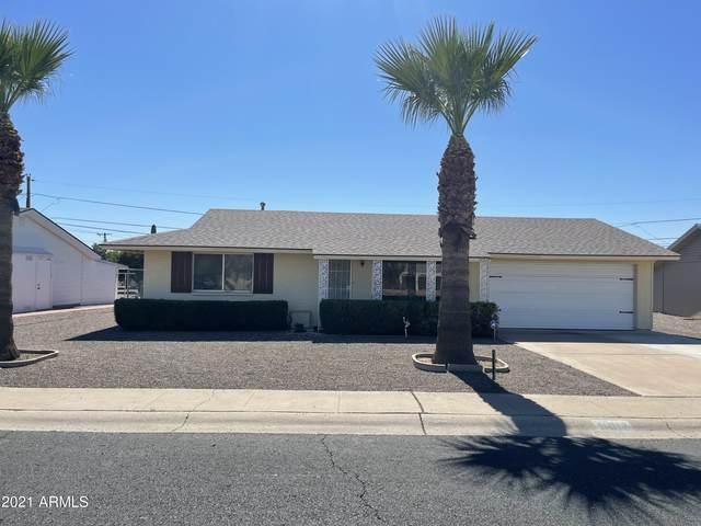 11017 W Alabama Avenue, Sun City, AZ 85351 (MLS #6306920) :: Hurtado Homes Group