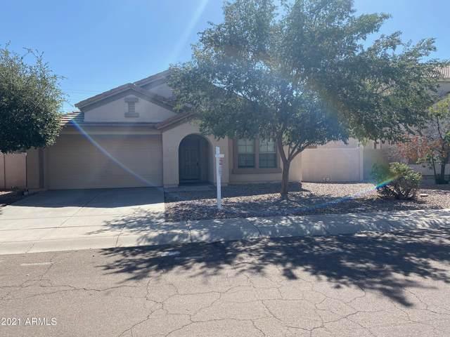 1843 E Ebony Place, Chandler, AZ 85286 (MLS #6306929) :: The Daniel Montez Real Estate Group