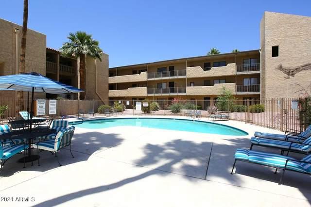 4950 N Miller Road #239, Scottsdale, AZ 85251 (MLS #6306933) :: The Luna Team