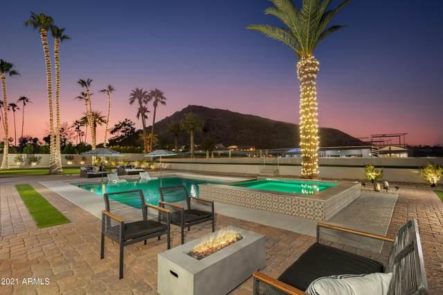6302 E Hillcrest Boulevard, Scottsdale, AZ 85251 (MLS #6306952) :: Zolin Group