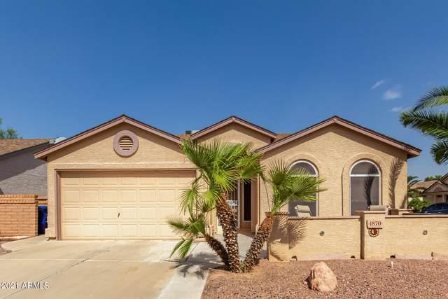 1870 E Indian Wells Drive, Chandler, AZ 85249 (MLS #6306970) :: Yost Realty Group at RE/MAX Casa Grande