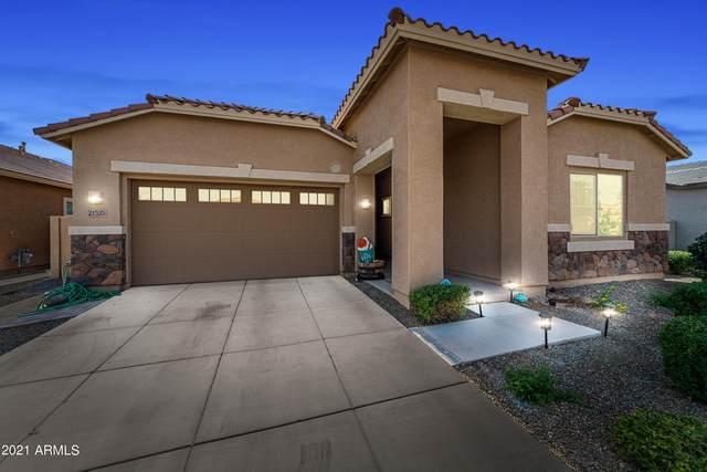 21535 E Pecan Court, Queen Creek, AZ 85142 (MLS #6306982) :: My Home Group